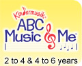 Kindermusik ABC Music and Me
